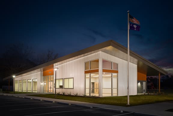 Design Merit Award for Gadsden Community Center