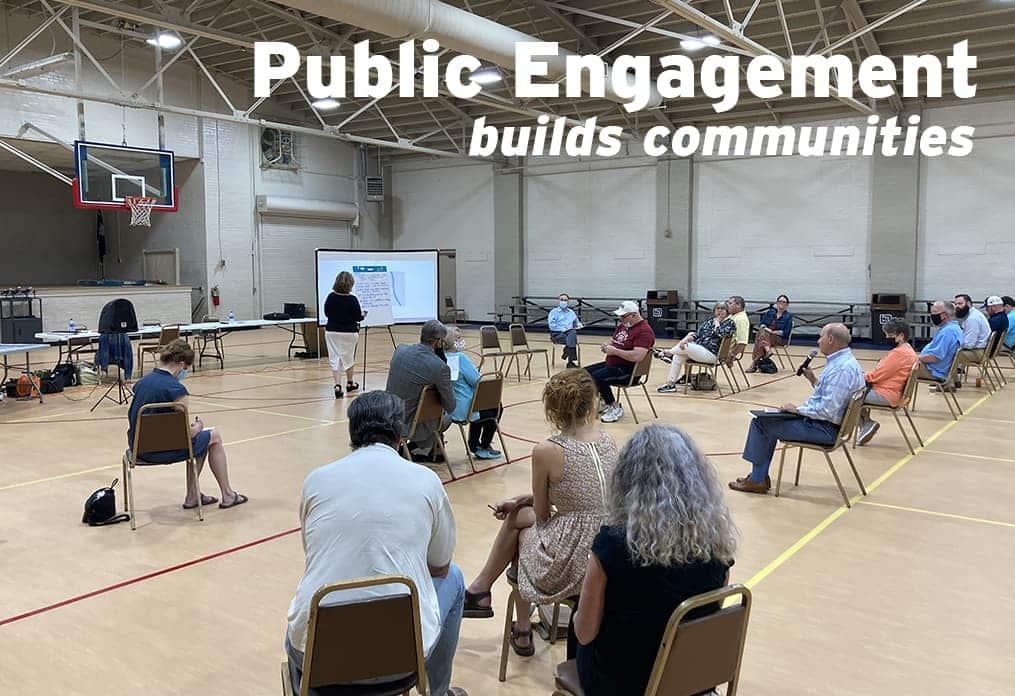 Public Engagement Builds Communities