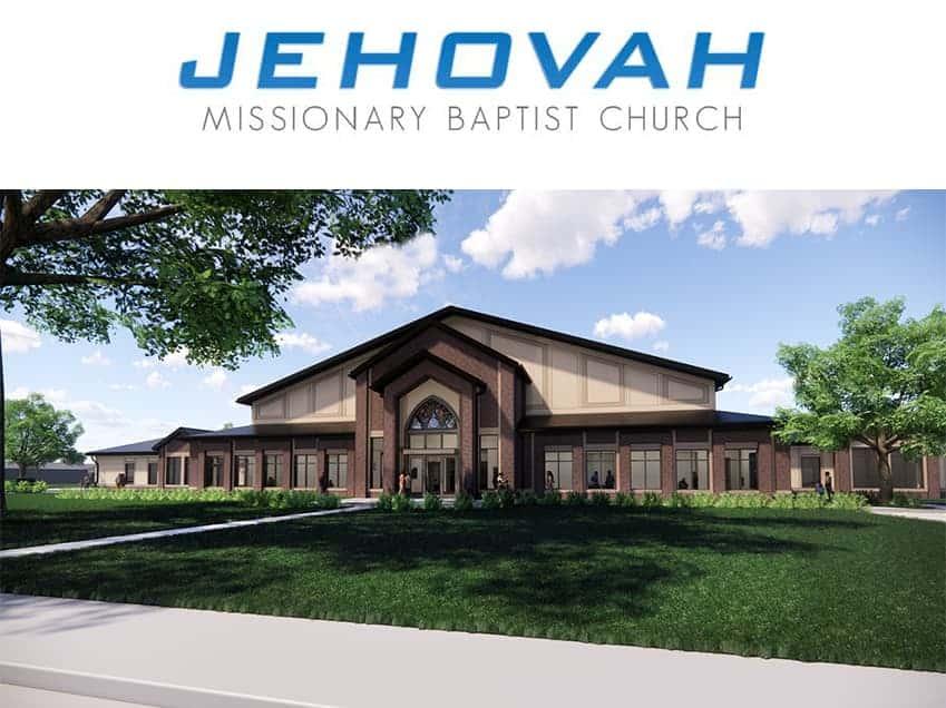 Jehovah Missionary Baptist Church Groundbreaking Celebration