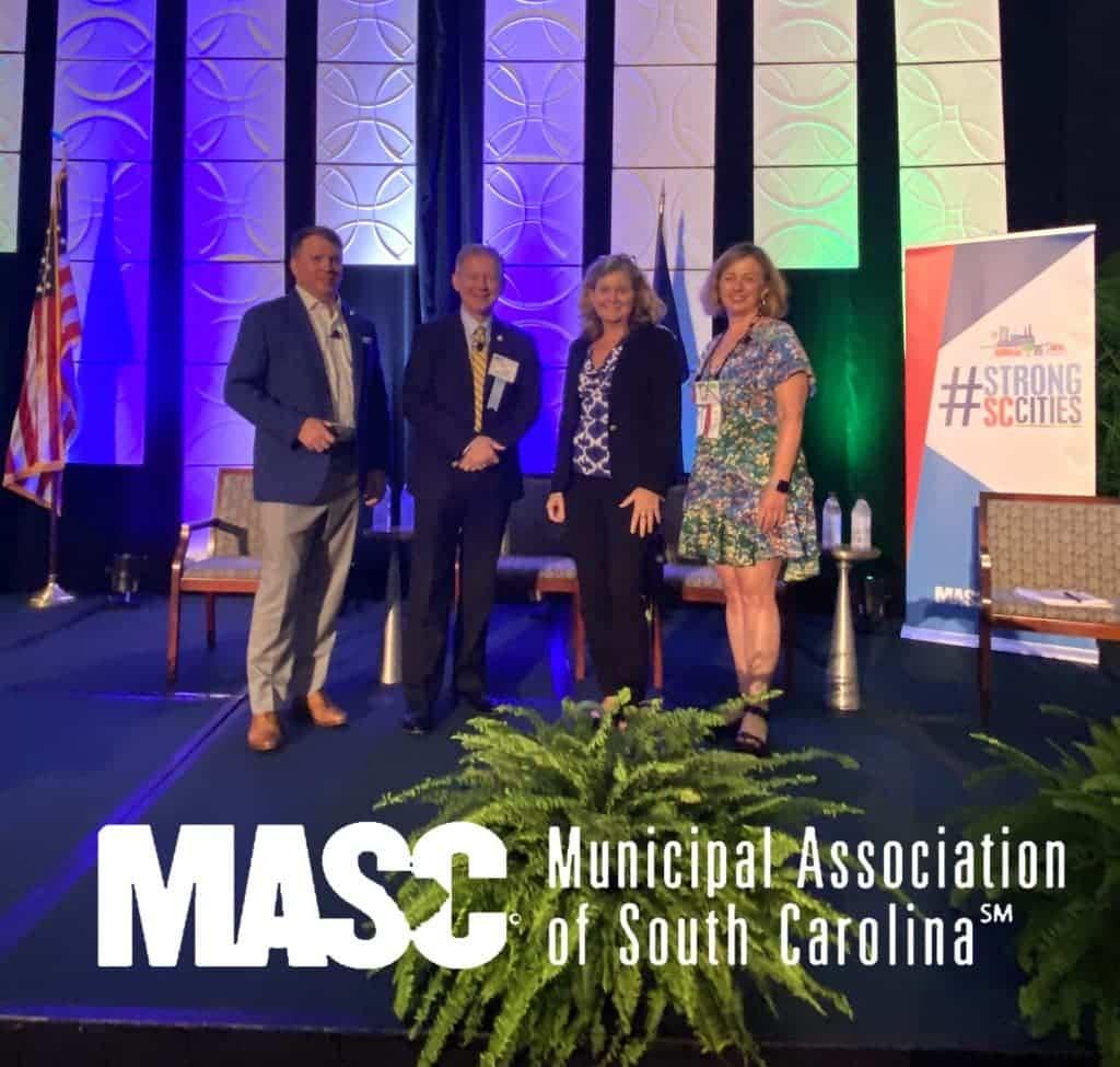 Irene Dumas Tyson Talks Creative Placemaking at 2021 Municipal Association Conference