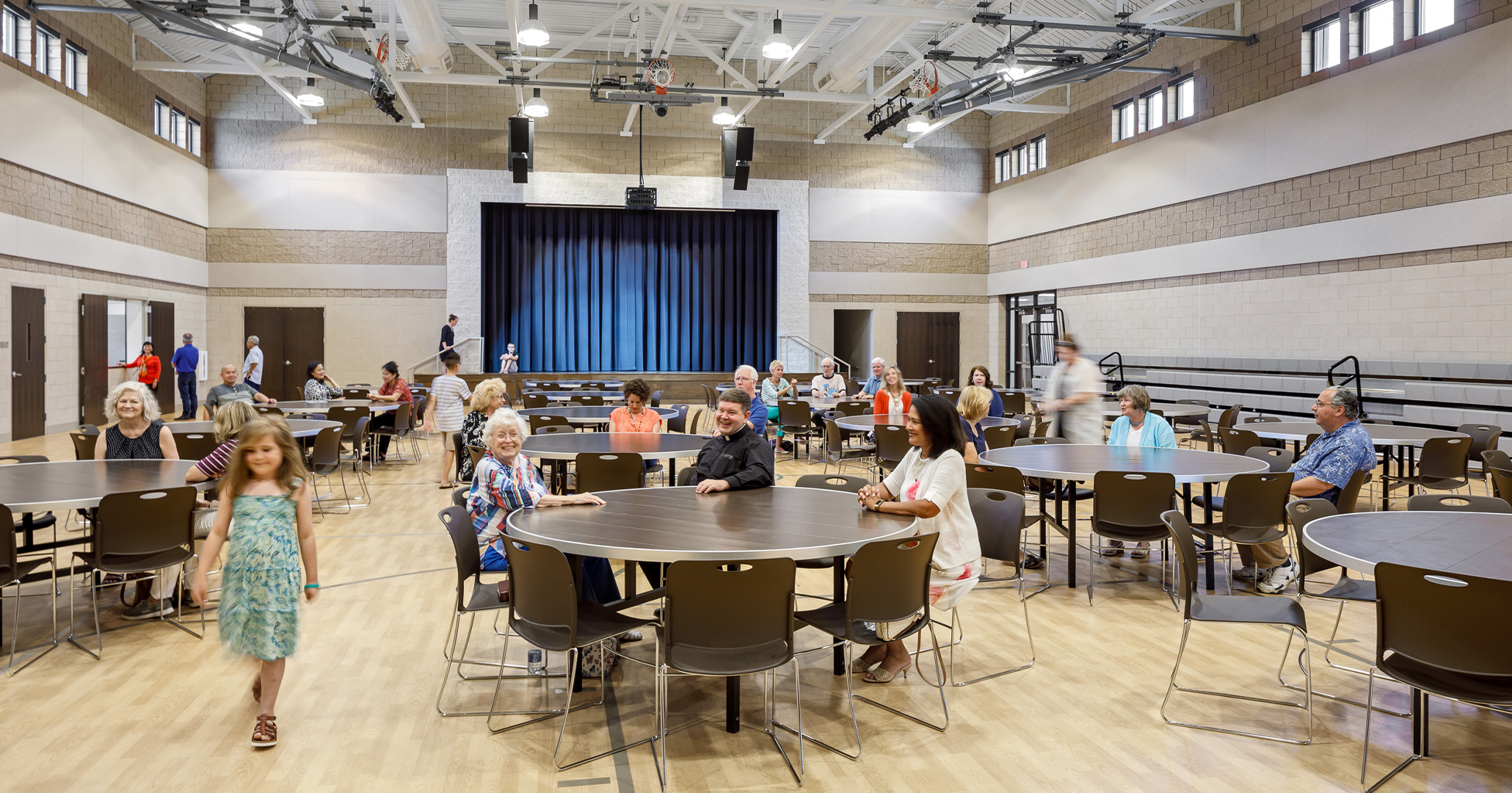 Catholic church architects Boudreaux are working with The Charleston Diocese and St Mary Magdalene Church in Simpsonville, SC.
