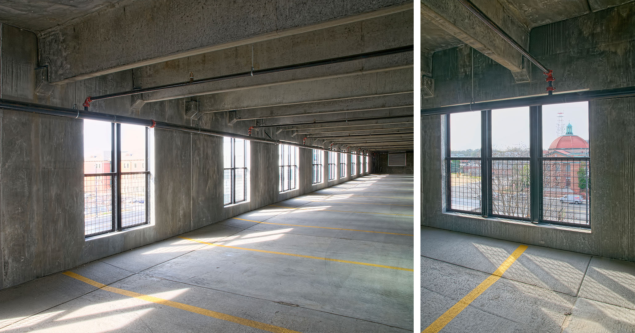 Boudreaux worked with the City of Florence to build the Cheves Parking Garage.