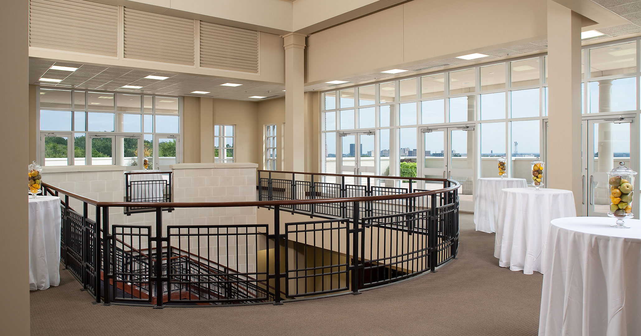 North Augusta Municipal Center worked with Boudreaux architects to design impactful spaces.